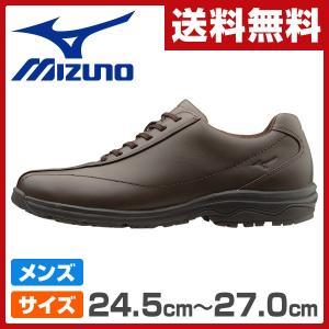 ウォーキングシューズ メンズサイズ24.5cm-27.0cm LD40  ダークブラウン ビジネスシューズ 男性 シューズ 靴 スニーカー 軽い LD-40|e-kurashi