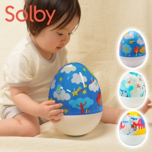 おきあがり・ムックリ 日本製 赤ちゃん ベビー おもちゃ 布 知育玩具 玩具 こども 子供 ベビートイ ベビー向けおもちゃ おきあがりこぼし 起き上がり