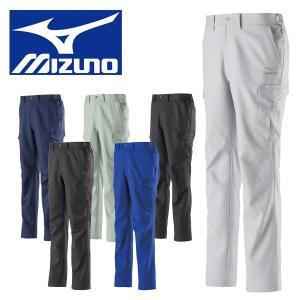 【送料無料】 ミズノ(MIZUNO)  作業服 作業着 作業ズボン ワークパンツ  F2JF8582...