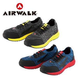 安全靴 スニーカー ニットフィット 紐靴 ローカット AW-720/AW-730 プロテクティブスニ...