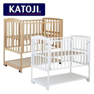 【送料無料】 カトージ(KATOJI)  ハイタイプベッド ツーオープン (日本製)  02703/...