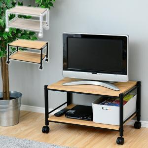テレビ台 テーブルボード(幅65) STV-6540RC 23V型 TV台 テレビボード テレビラック サイドテーブル|e-kurashi
