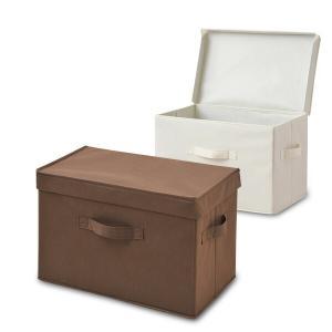 【送料無料】 山善(YAMAZEN)  フタ付き収納ボックス 2個組   YTCF-2PF  ●本体...