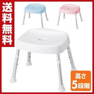 シャワーチェア 風呂いす お風呂椅子 バスチェア バスチェアー バススツール 4本脚 パイプ