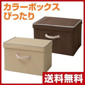 【送料無料】 山善(YAMAZEN)  収納ボックス おしゃれ フタ付き  AYTCR-1PF  ●...