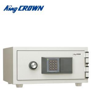 テンキー式 耐火金庫 トレー1段付き(JIS一般紙用1時間標準加熱試験合格) CPS-E-A4 家庭用耐火金庫 小型 おしゃれ プッシュボタン式 日本製 暗証番号|e-kurashi