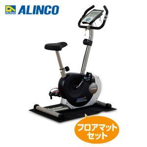 エアロマグネティックバイク AF6200+フロアマット お買い得セット AF6200M【あすつく】|e-kurashi
