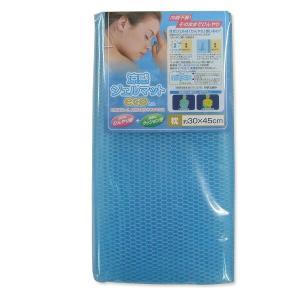 涼感ジェルマット 枕 U-R281 クールジェルマット ひんやりパッド クールパッド|e-kurashi