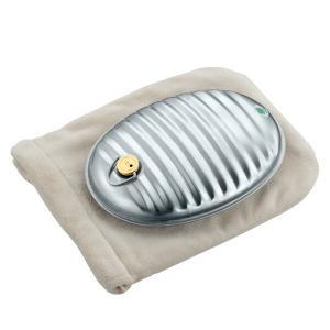 【送料無料】 マルカ  湯たんぽA(空気調節弁付口金) 3.5L 袋付  ●本体サイズ:幅32.7×...