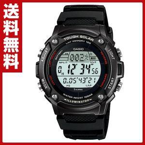 SPORTS GEAR(スポーツギア) 腕時計 W-S200H-1BJF|e-kurashi