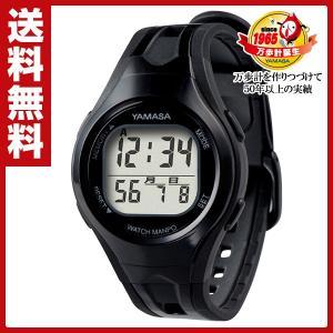 ウォッチ万歩計 腕時計タイプの万歩計 TM-400(B/B)|e-kurashi