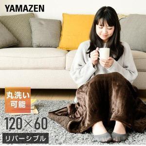 電気毛布 ひざ掛け 敷き 洗える 電気毛布 シングル 電気ブ...