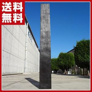 FRP軽量樹脂枕木187(高さ180厚さ7.5cm) AKS-69538 ガーデニング 枕木 ウッドフェンス 柵|e-kurashi