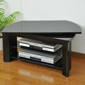 テレビ回転台(幅80) GKE-800(SBK) シャイニーブラック 回転盤 テレビ台 テレビボード テレビラック TV台 TVボード TVラック|e-kurashi