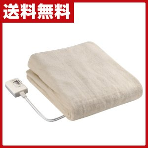 電気毛布 (抗菌/防臭加工)(敷毛布タテ140×ヨコ80cm...