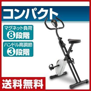 マグネットXバイク SE9000 クロスバイク エクササイズバイク フィットネスバイク【あすつく】|e-kurashi