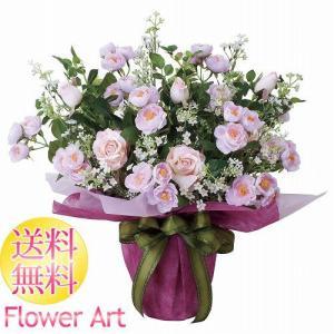 母の日 光触媒アートフラワー アイスルピンク ピンクのバラ お祝い|e-living