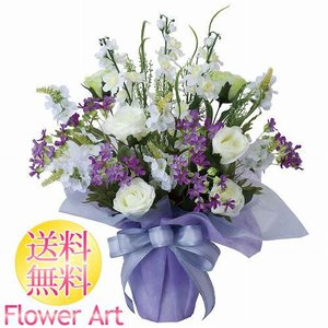 母の日 光触媒アートフラワー 清流 白いバラ お祝い|e-living
