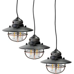 Barebones Living エジソンストリングライトLED Edison String Lights 20230007 20230007 アンティークブロンズ