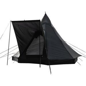 Canadian East カナディアンイースト Pilz9−DX BLACK  ピルツ9−DX ブラック  (4人用) CETO1002 CETO1002 ブラック e-lodge