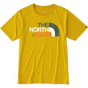 THE NORTH FACE(ノースフェイス) ショートスリーブカラフルロゴティー(メンズ) S/S...