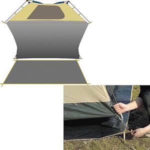 ロゴス LOGOS ぴったりグランドシート300 グランドシート テント アクセサリ アウトドア キャンプ 300 登山用品ロッジ