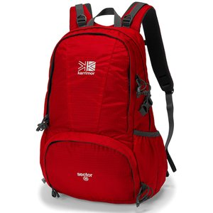Karrimor カリマー セクター 25 (レッド) sector 25 Red 55083 RE...