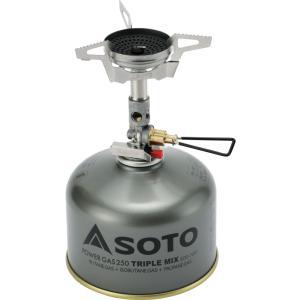 ソト SOTO マイクロレギュレーターストーブ ウインドマスター SOD−310 SOD310
