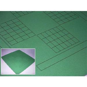 麻雀卓用マット「Cラインマット」|e-mahjong
