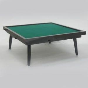 麻雀卓手打ち座敷用 「MT-Z」(ブラック)|e-mahjong