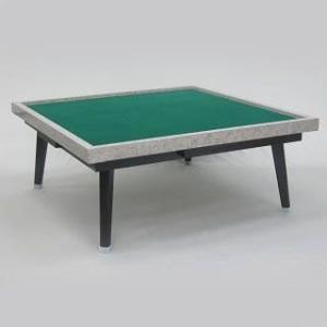 麻雀卓手打ち座敷用 「MT-Z」(マーブルグレー)|e-mahjong