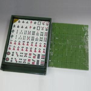 全自動麻雀卓「スパイダー」専用 麻雀牌(緑色) e-mahjong