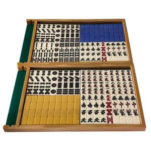 全自動麻雀卓「雀友αジャンボ」専用 麻雀牌(センチュリーBG牌対応) e-mahjong