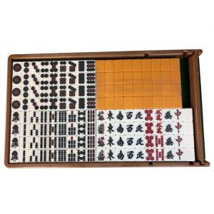 全自動麻雀卓「スパイダー#(ハッシュ)」専用 麻雀牌 [黄色1面] e-mahjong