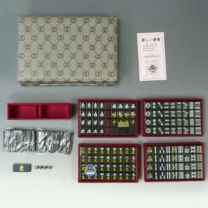 麻雀牌 「オールブラックWLT」|e-mahjong