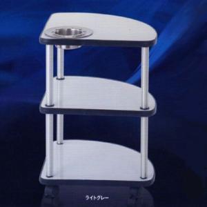 麻雀卓用サイドテーブル「240LG」(灰皿付き)|e-mahjong