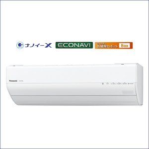 CS-287CGX パナソニックエアコン Eolia GXシリーズ 10畳用 単相100V ナノイー...