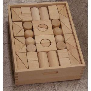積み木 積木 つみき 積み木日本製  出産祝い お誕生日プレゼント ハンドメイド圧倒的ボリュ−ム90ピース積み木 |e-meiboku