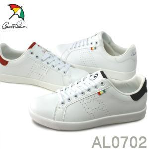 アーノルドパーマー レディースニーカー AL0702 ホワイト 通学靴|e-minerva