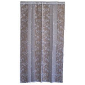 のれん レース暖簾(のれん) とんぼ 65-850 85×150cm 日本製|e-minerva