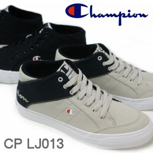 チャンピオン スニーカー レディース Champion CP LJ013 グレー・ブラック|e-minerva