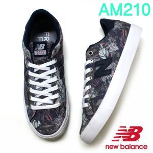 ニューバランス スケートシューズ new balance AM210 (FBL)NAVY SKEAT|e-minerva
