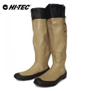 ハイテック HI-TEC ラバーブーツ HT BTU08 KAGEROW トープ|e-minerva