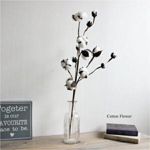 コットンフラワー  Cotton Flower 造花 フェイクフラワー