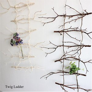 ツイッグラダー 4146 造花 インテリア 観葉植物 フェイクグリーン 未触媒 器なし|e-mintcafe