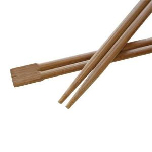 割り箸 業務用 竹箸 炭化双生八寸(21cm) 100膳