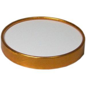 アイスクリームカップ 口径70mm用LID(ゴールドリング) 2000枚