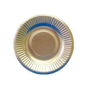 紙皿シルバープレート15cm 6号 2400枚