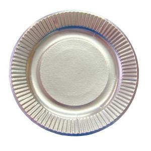 紙皿シルバープレート18cm 7号 2400枚