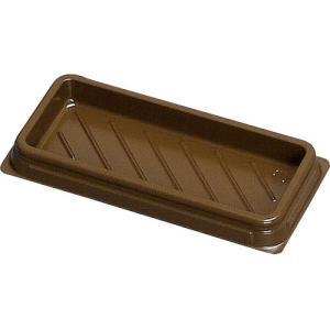 サンドイッチ用フードパック Fパレ W-88ブラウン 1500枚